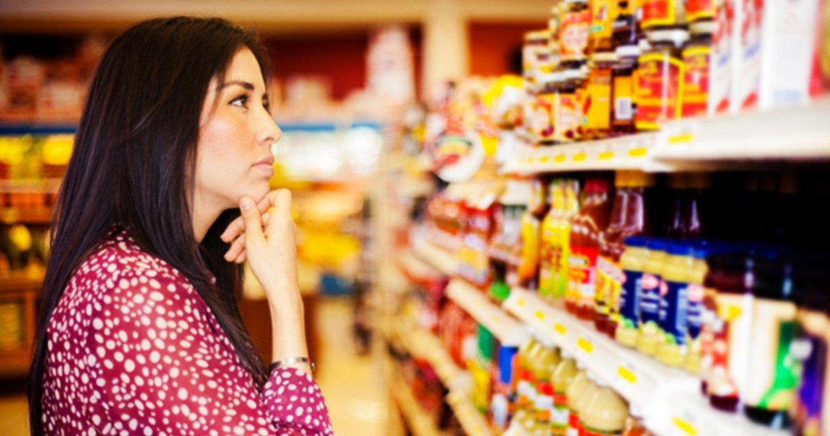 1 207.jpg?resize=412,232 - 21 Trampas Astutas Que Los Supermercados Prepararon Para Nosotros