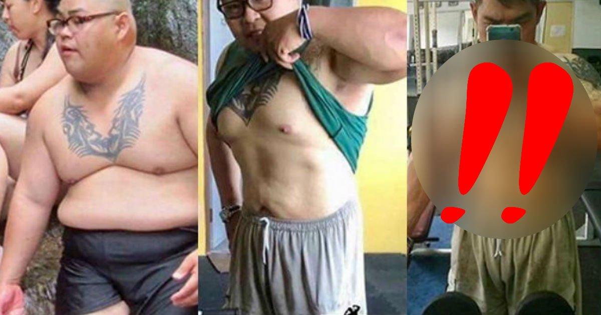 1 212.jpg?resize=412,232 - 「鶏の胸肉」だけを食べて運動していた男性の1年後の姿は…!!!