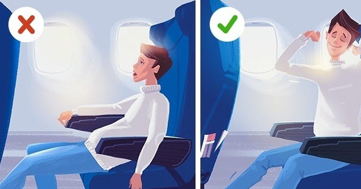1 242.jpg?resize=412,232 - 12 Secretos para tener un viaje en avión confortable