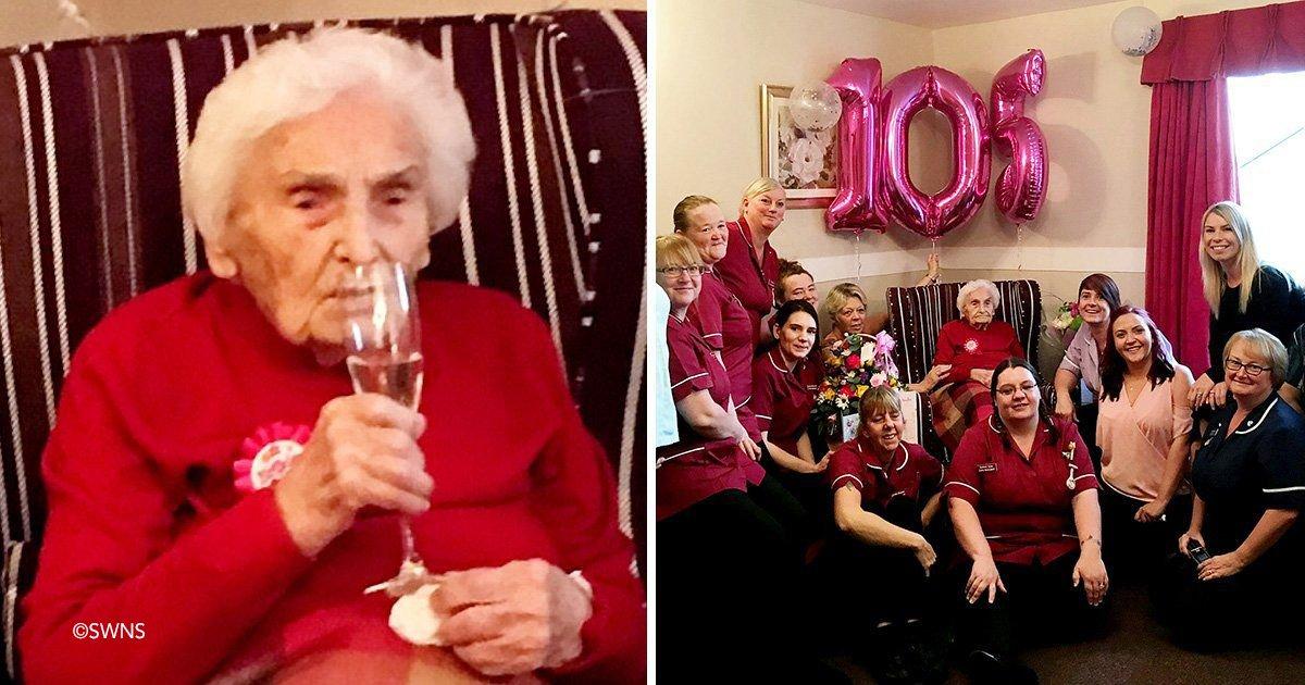 103.jpg?resize=300,169 - Una mujer de 105 años dice que evitar a los hombres es su secreto para vivir tanto tiempo