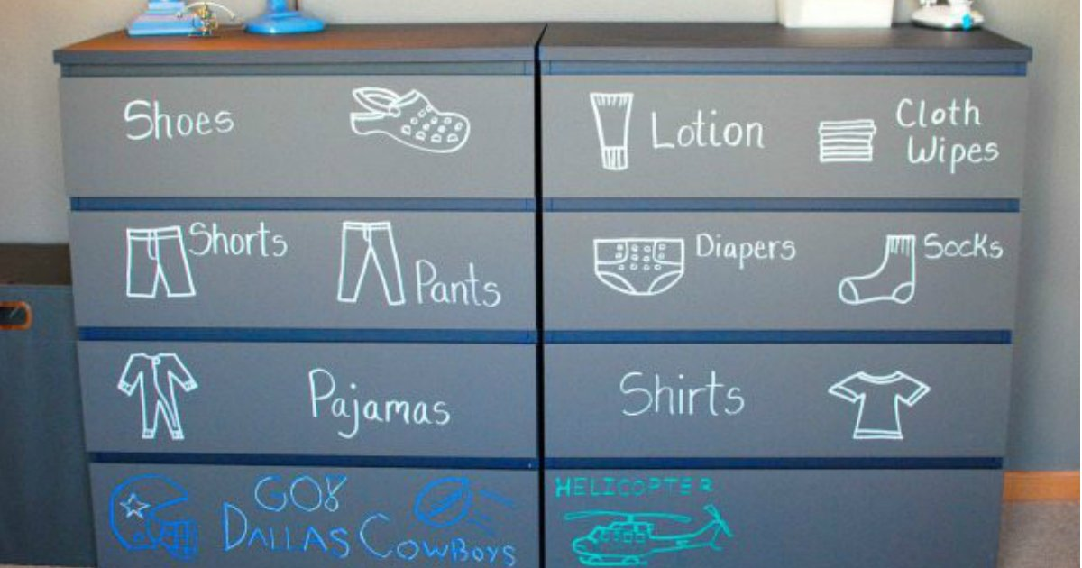 11 99.jpg?resize=1200,630 - 17 Nifty Ways To Use Chalkboard Paint Around The House