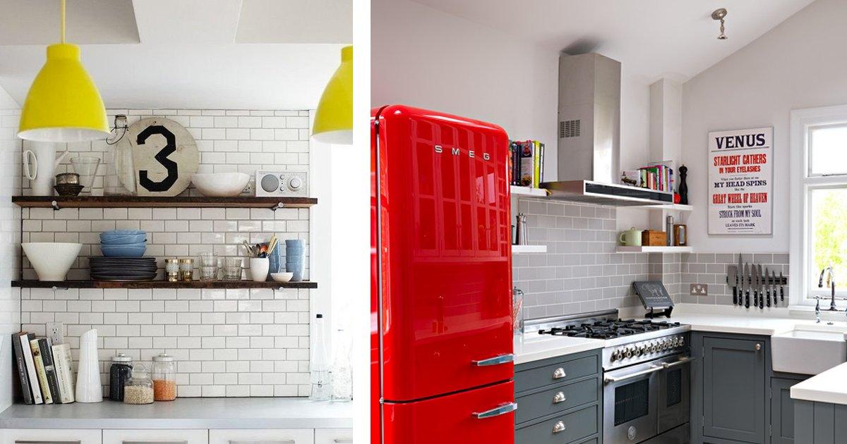 4 170.jpg?resize=1200,630 - 20 Pruebas de que un detalle colorido en el interior de la cocina lo decide todo
