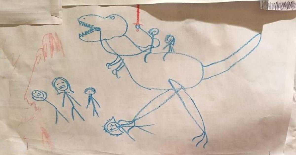 7 109.jpg?resize=1200,630 - 21 Pictures Proving That Children Are the Most Talented Artists