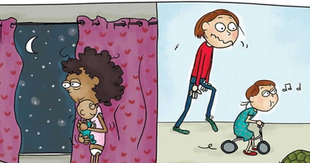 9 87.jpg?resize=1200,630 - 16 Situations That All Parents Can Relate To