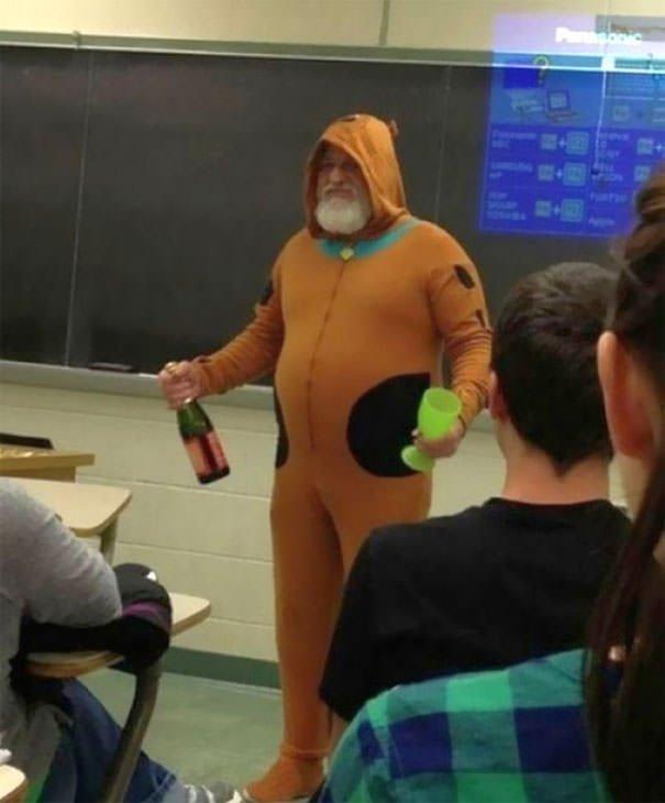 Teacher Promises If Whole Class Get
