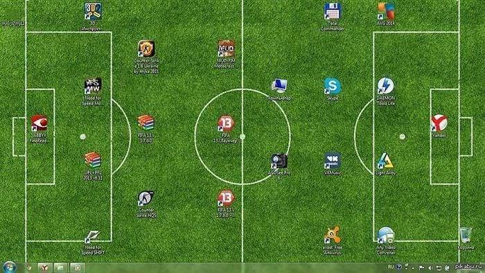 Idea For All The Football Fans