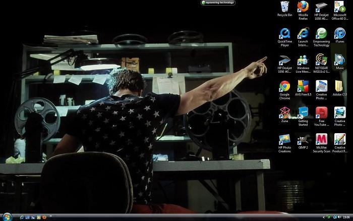 My New Desktop Background