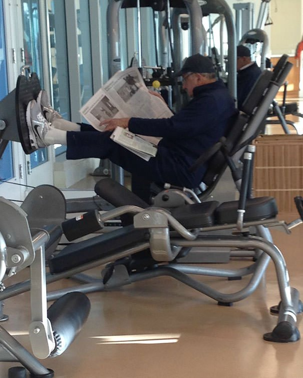 When You Need To Get Updated About News In The World While Working Out