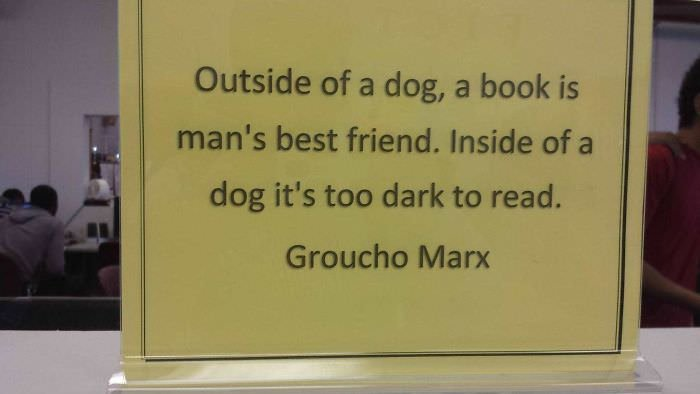Saw This In My School Library