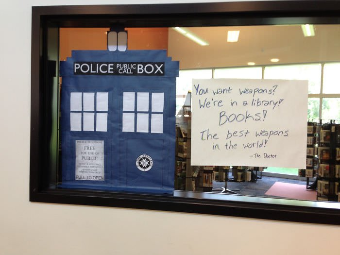I Love My Local Library