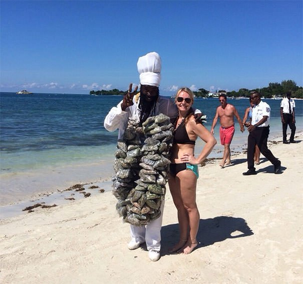 My Mom Stumbled Into This Drug Dealer While In Jamaica