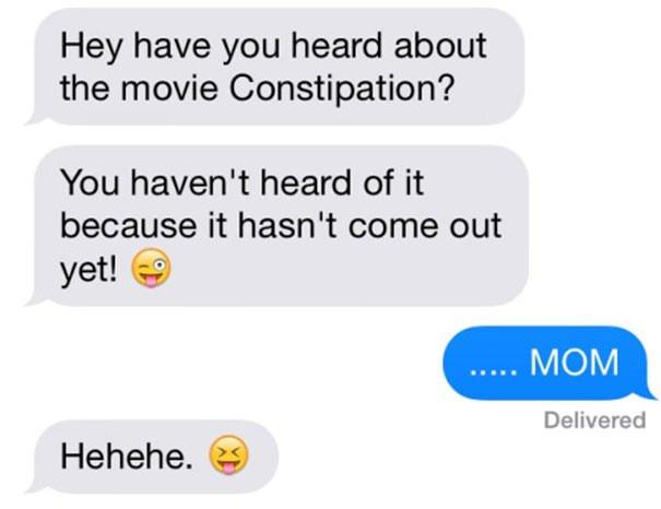 Constipation Movie
