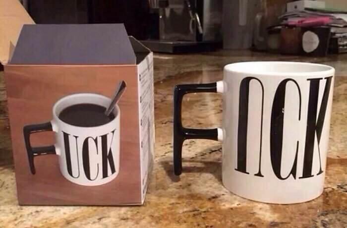 This F*#$!^ng Mug