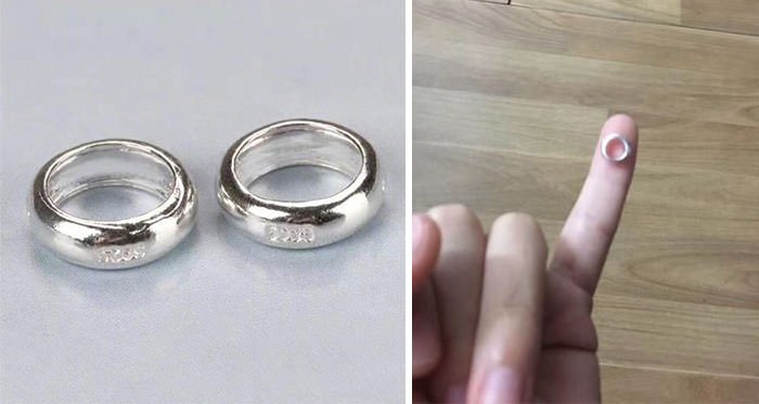Bought Rings Online