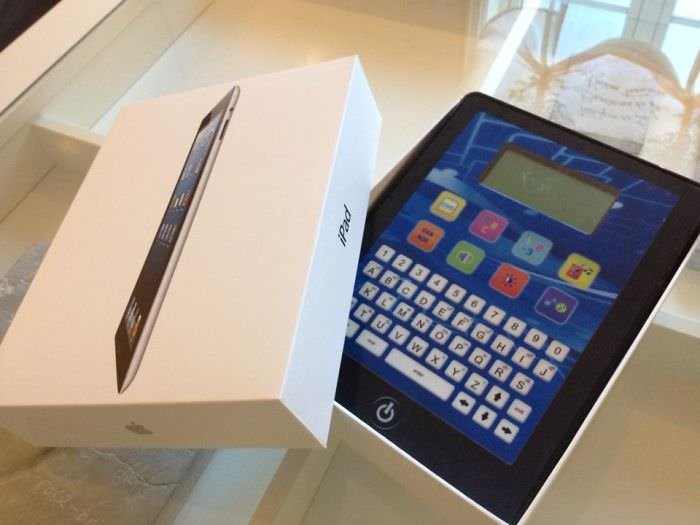 A Friend Of Mine Bought A Ipad From Ebay For . Shipped From Hongkong. I