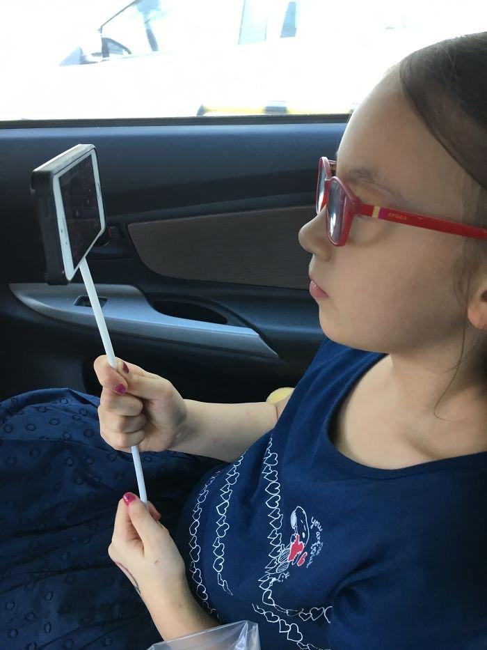 Selfie Straw