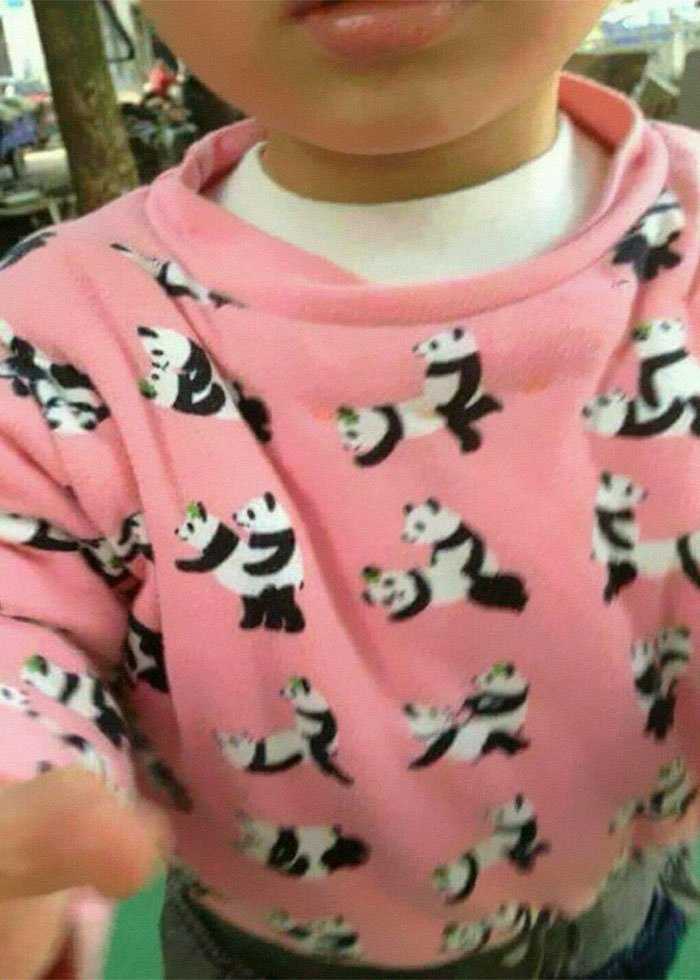 Kids Love Pandas!