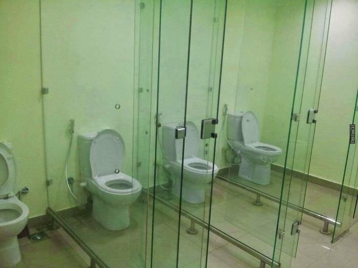 And You Thought The Other Glass Stall Was Bad