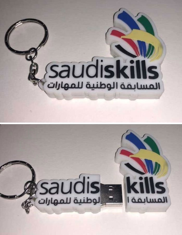 This Usb Drive Reveals Saudi