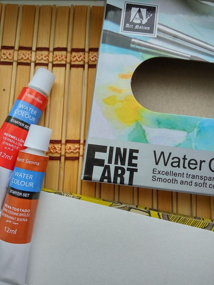 Just Noticed My Watercolor Set Is Named Fine Fart