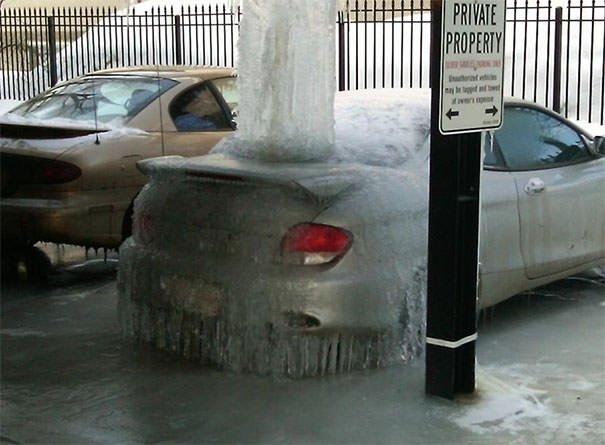 Unlucky Parking