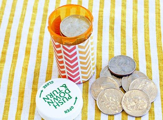 coins-pill-bottle