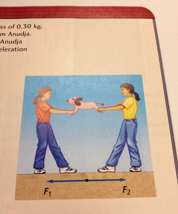Found In Physics Textbook