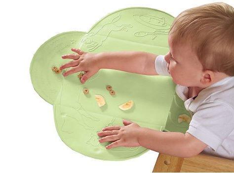 infant placemat