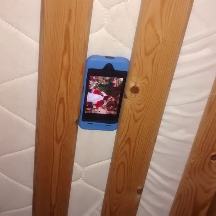 How To Watch A Movie On A Bunk Bed