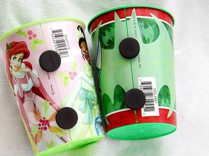 magnet cups