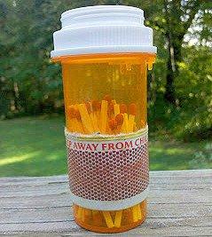 matches-pill-bottle