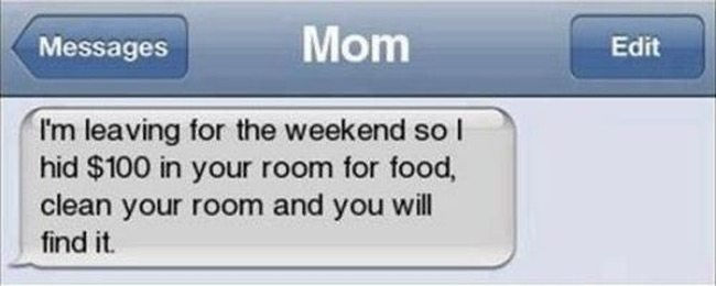 msgfrom mom