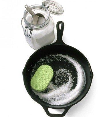 salt scrub