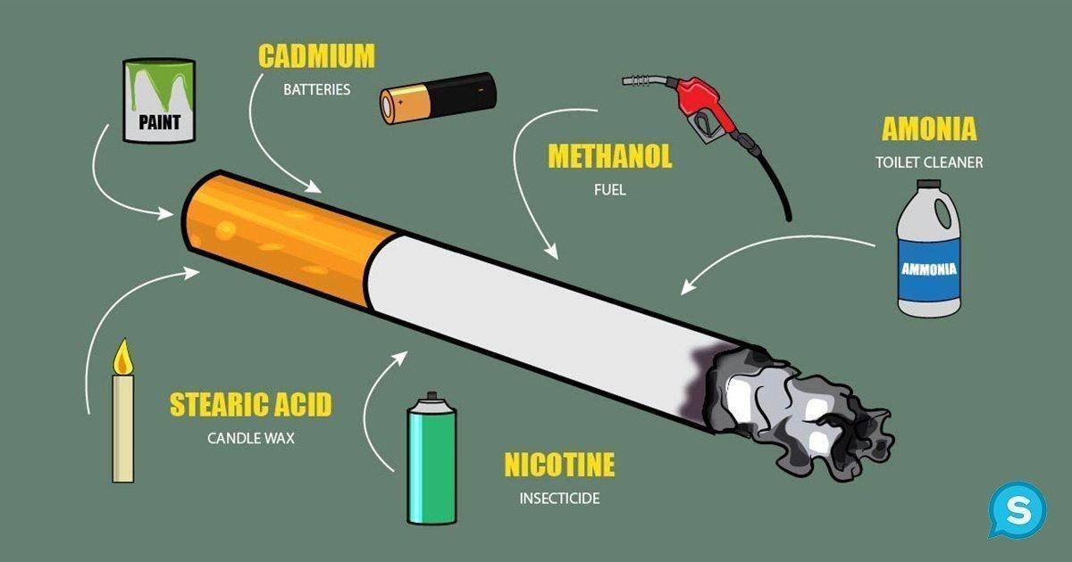 a 8.jpg?resize=636,358 - Componentes do cigarro (além do tabaco) que têm efeitos devastadores na sua saúde