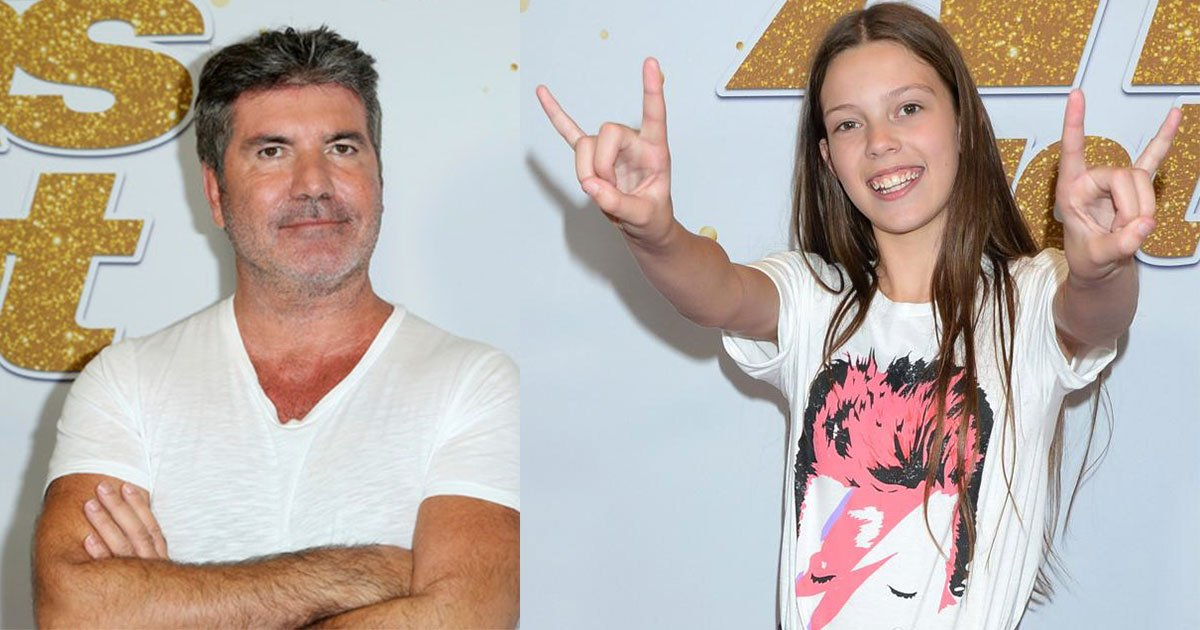 americas got talent finalist courtney hadwin signed by simon cowell to his syco record label.jpg?resize=412,232 - America's Got Talent Finalist Courtney Hadwin Signed By Simon Cowell To His Syco Record Label