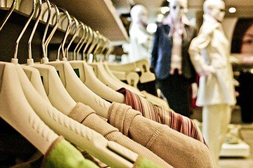 쇼핑, 의류, 옷, 짠, 패브릭, 셔츠, 비싼, 패션, 구매, 럭셔리