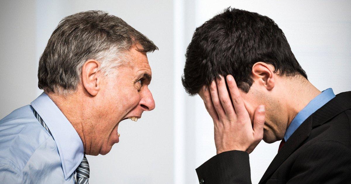 badboss.png?resize=412,232 - Ter um chefe ruim é muito prejudicial à saúde, dizem cientistas