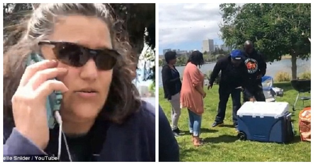 becky.jpg?resize=412,275 - 911 Dispatcher Shamed Woman Who Called Cops On A Family For Having A BBQ In Oakland Park