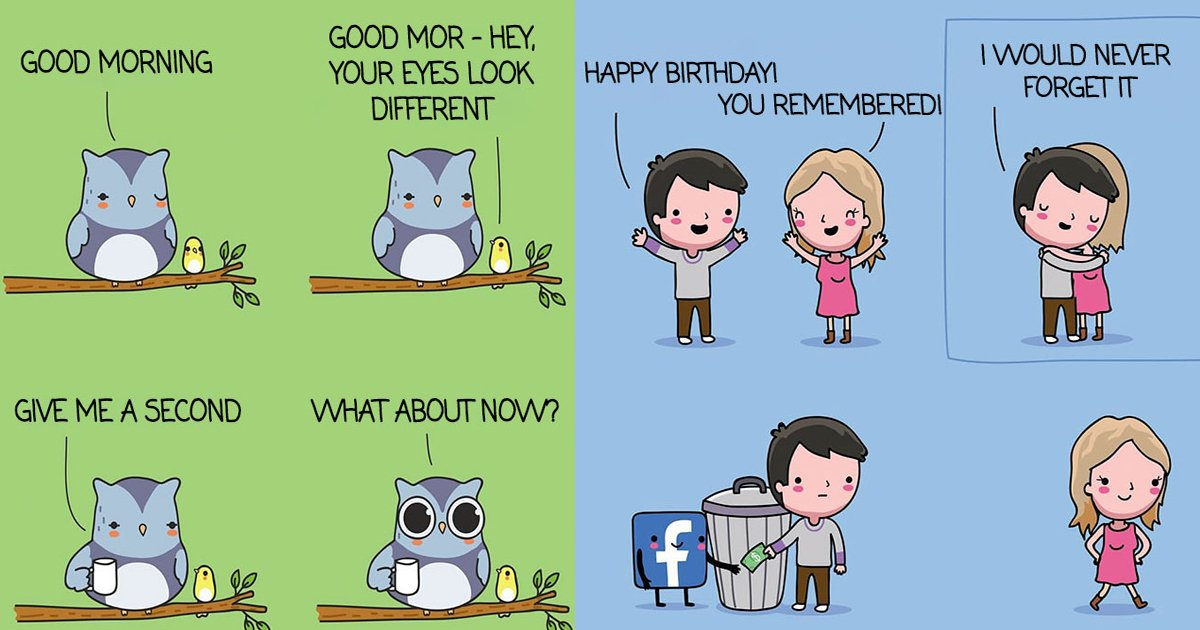 bgd.jpg?resize=636,358 - These Heartwarming Comics Created By Wawawiwa Will Bring A Cute Smile On Your Face