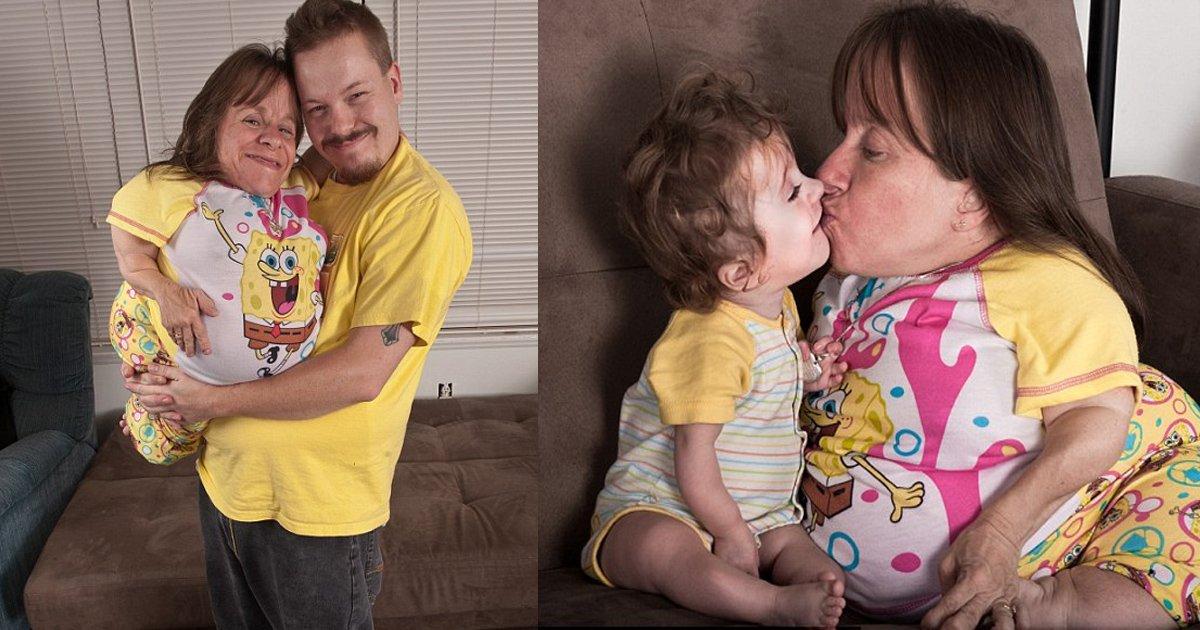bgs.jpg?resize=300,169 - Stacey Herald, la plus petite maman du monde, meurt après avoir vécu une belle vie.