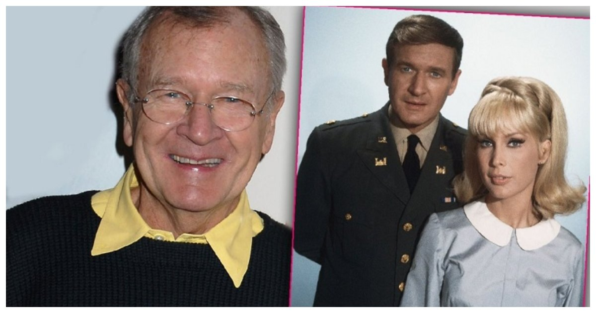 """bill daily.jpg?resize=412,232 - Bill Daily Of """"I Dream Of Jeannie"""" Fame Passes Away Just A Few Days After His 91st Birthday"""