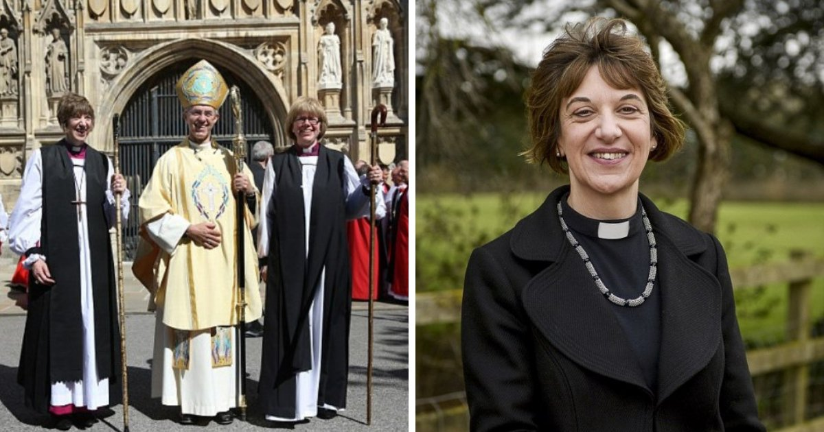 bishop.png?resize=412,275 - Female Bishop Says Church Should Refrain From Calling God 'He' Because God Is Not to Be Seen As Male