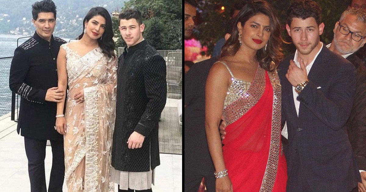 bollywood now.jpg?resize=1200,630 - Priyanka Chopra and Nick Jonas Looked Royal At Isha Ambani and Anand Piramal Engagement In Italy