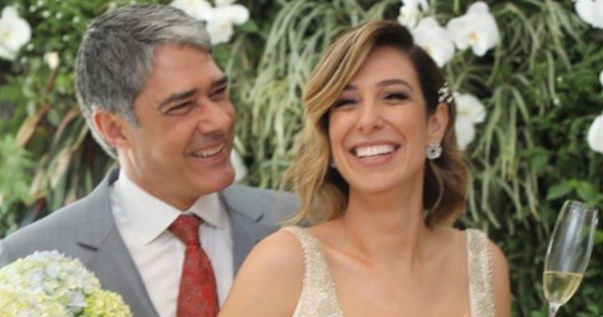 bonner.png?resize=1200,630 - Bonner e Natasha Dantas se casam em cerimônia íntima