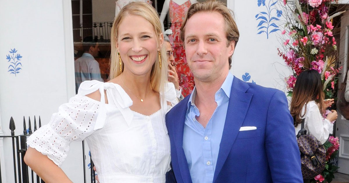 buckingham palace announces lady gabriella windsor is engaged to mr thomas kingston.jpg?resize=1200,630 - Buckingham Palace Announces Lady Gabriella Windsor Is Engaged To Mr. Thomas Kingston