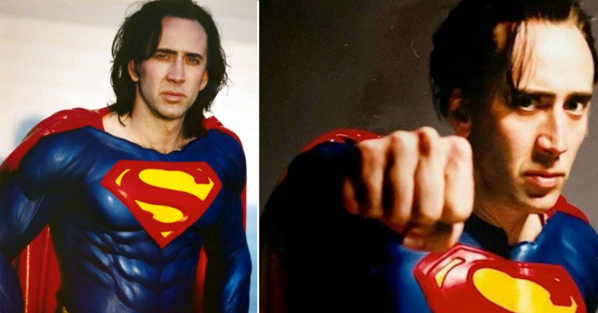 cage superman.jpg?resize=648,365 - Could Nicolas Cage Be The Next Superman?