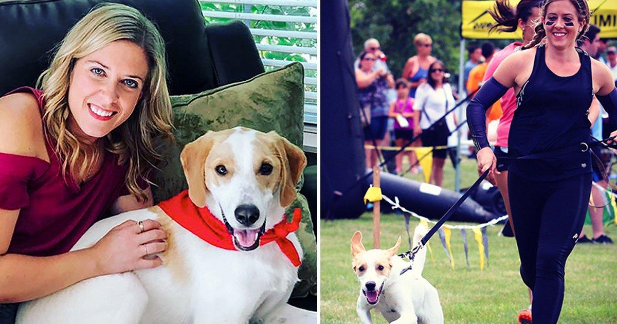 capa6kl.png?resize=636,358 - Mulher adota cãozinho abandonado e ele a ajuda a se recuperar de seus problemas de saúde
