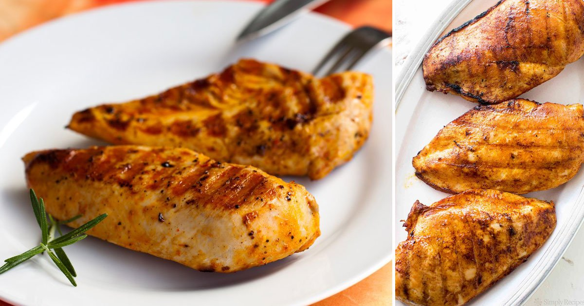 chicken breasts reecipe.jpg?resize=300,169 - Here's How To Make Finger-Licking Good Chicken Breasts Which Is Tender And Moist Every Time