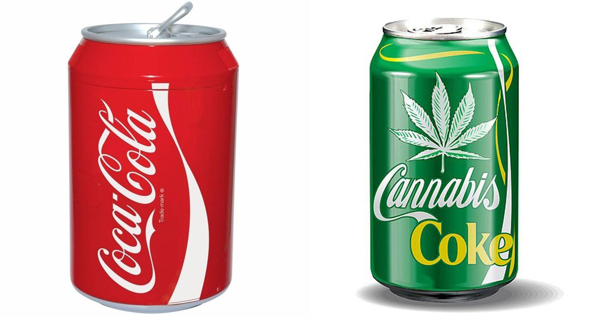 coca cola cannabis.jpg?resize=636,358 - Coca-Cola To Produce Marijuana-Infused Drinks