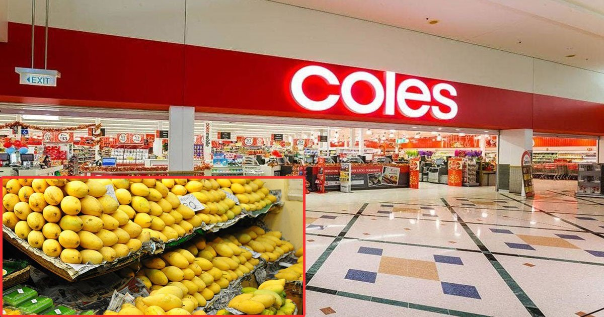 coles mango needle.jpg?resize=636,358 - Customer Finds A Needle Inside A Mango Purchased From Coles Supermarket